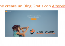 Blog Gratis con Altervista