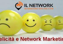 felicità e network marketing