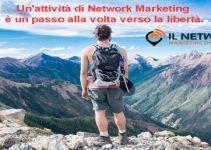 un'attività di Network Marketing
