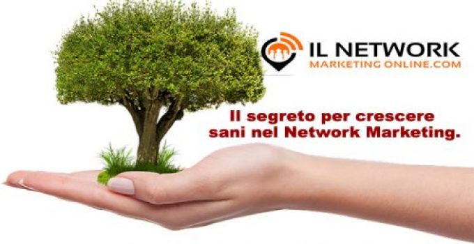 crescere nel network marketing