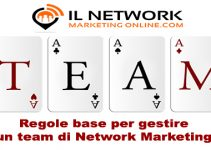 team di network marketing