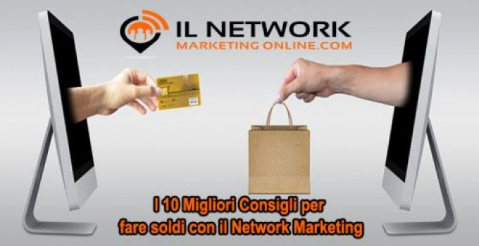 fare soldi con il network marketing