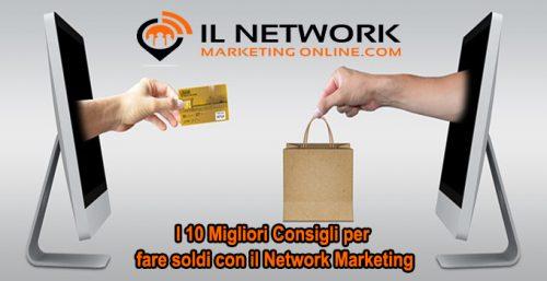 fare soldi con il network marketing