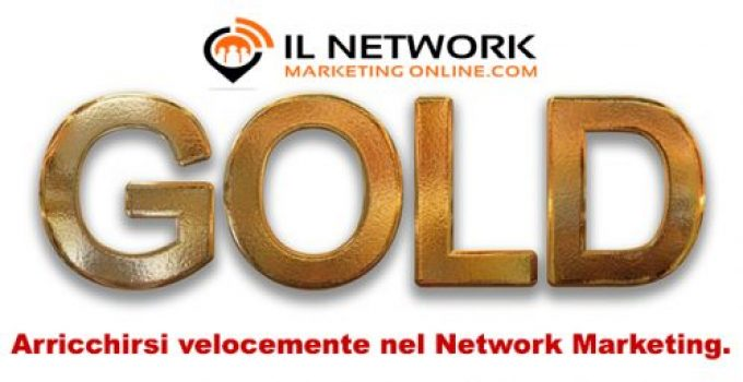 arricchirsi velocemente con il network marketing
