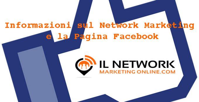 informazioni sul network marketing