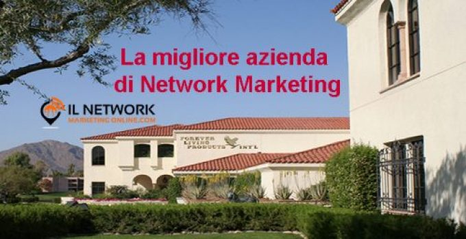 azienda di network marketing
