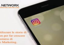 instagram per il network marketing