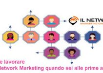 lavorare nel network marketing