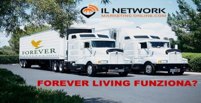 network marketing Forever Living