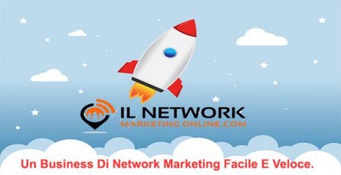 un business di network marketing