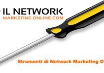 Strumenti di network marketing