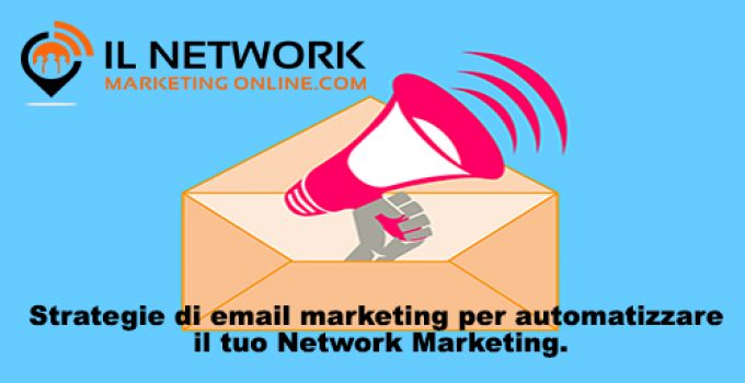 strategie di email marketing
