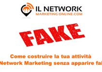 costruire l'attività di network marketing