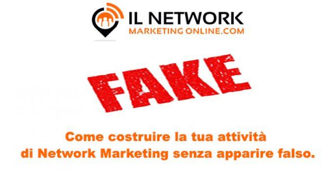 costruire l'attività di network marketing