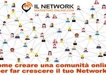 Come creare una comunità online