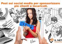 post sui social media