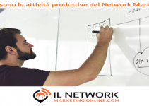 attività produttive del Network Marketing