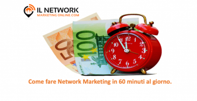 come fare network marketing