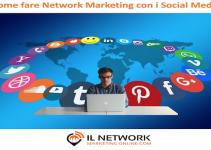 Network marketing con i social media