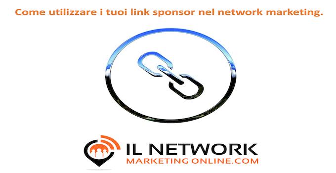 link sponsor network marketing
