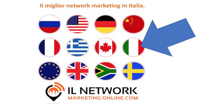 miglior network marketing