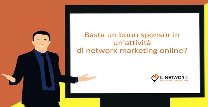 attività di network marketing online
