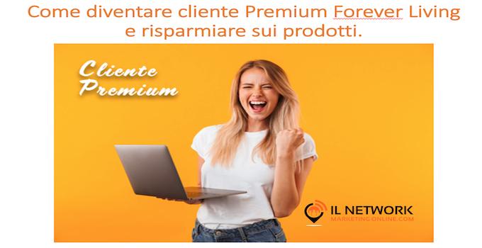 cliente premium forever living